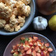 cheddar cheese cauliflower