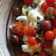 e. tomato.cauliflower